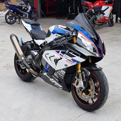 Bmw S1000rr 15-18 Fairing Set (HP4)
