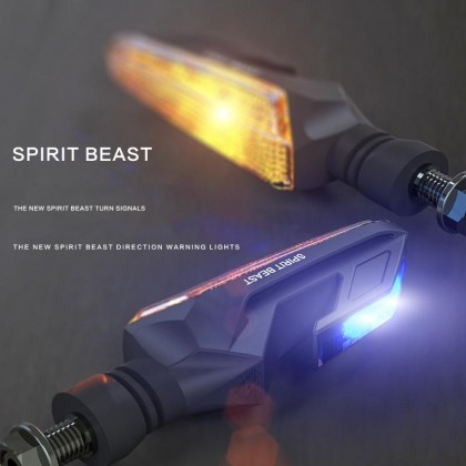 Spirit Beast Universal Motorcycle Signal Light L8