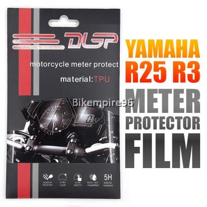 Yamaha R25 R3 Meter Protector Film